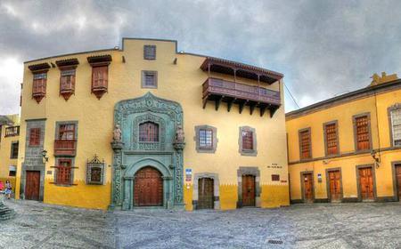 Las Palmas Old Town Walking Tour and Columbus Museum
