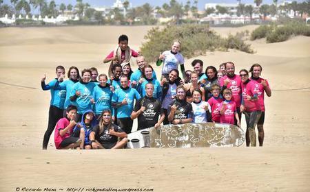 Gran Canaria Surf Safari Course: Surf Lesson all levels