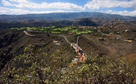 Gran Canaria: Trekking to the Caldera de Bandama