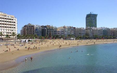 Las Palmas de Gran Canaria 5-Hour Urban Trekking Tour