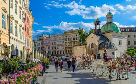 Krakow Welcome Tour: Private Tour With a Local