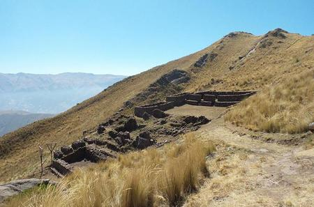 Full-Day Hike to Wanakauri Mountain from Cusco