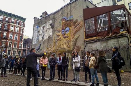 New York City Walking Tour: Radical Activism in the East Village