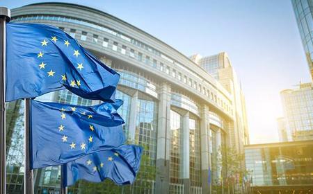 Brussels: Guided Tour Atomium & European Neighborhood
