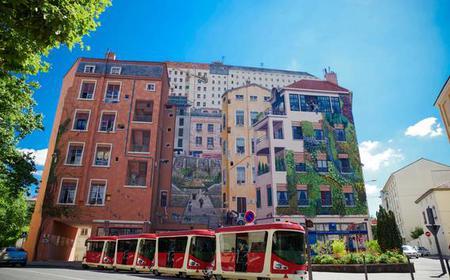 Lyon: 1-Hour City Tram Audio Guide Tour