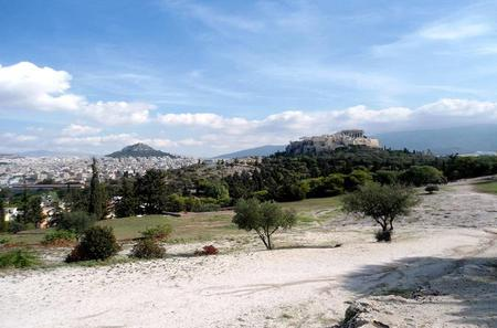 Mythical Hills of Athens and Anafiotika tour