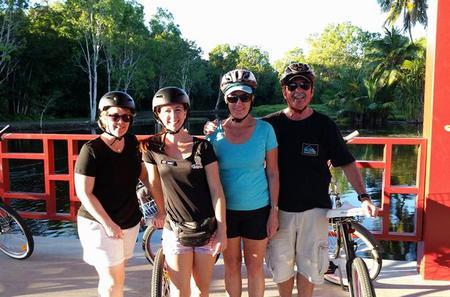 Cairns City Morning Bike Tour