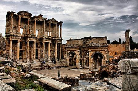 Deluxe Ephesus: Full Day Semi-Private Tour