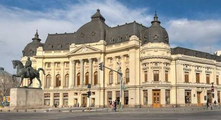 Absolutely Bucharest 3-Hour Walking Tour