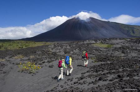 Transportation to Pacaya Volcano from Antigua