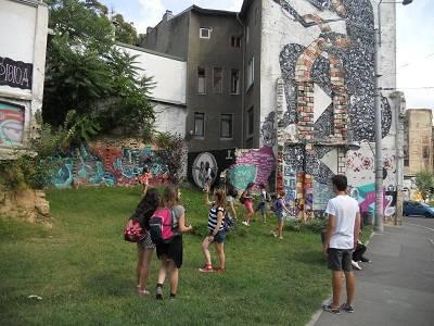Bucharest Alternative Walking Tour