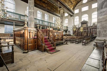 Amsterdam in the Golden Age: Admission to the Portuguese Synagogue