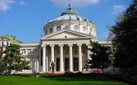 Bucharest: Half-Day City Tour