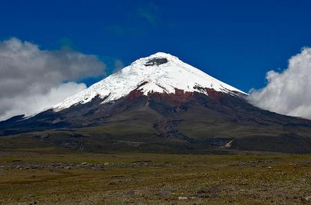 Cotopaxi National Park Hiking and Biking Tour