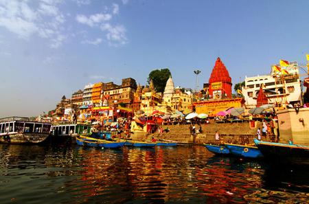 3-Night Private Varanasi Tour from Delhi by Train
