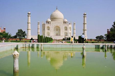 2-Day Private Train Tour to Agra and Jaipur from Delhi