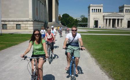 Munich: Guided bike tour with English Garden