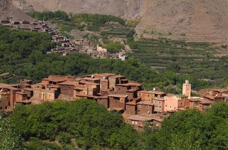 Atlas Mountains including Camel Ride and Berber Guest House Day Tour from Marrakech
