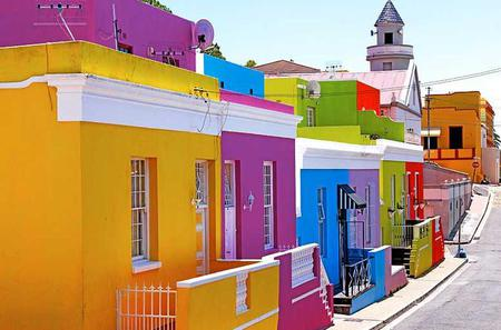 Chapman's Peak Cycle and Bo-Kaap Walking Tour in Cape Town