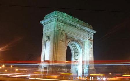Bucharest by Night: 2-Hour Driving Tour