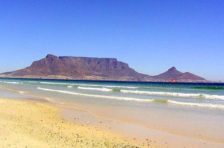 Atlantic Beach Bike Tour from Cape Town