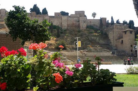 Private Half-Day Tour in Historical Malaga from Marbella