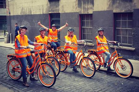 Electric Bike Tour in Dublin