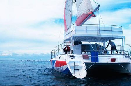 Punta Cana Half-Day Catamaran Cruise