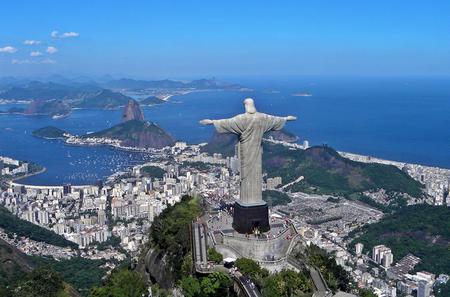 Rio de Janeiro Complete City Tour Including Lunch and Tickets