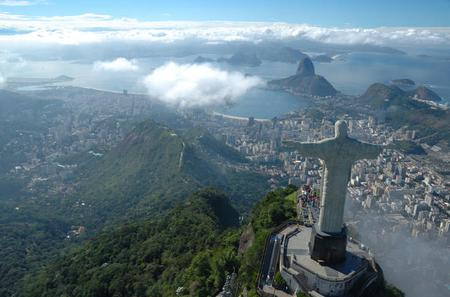 Christ the Redeemer Tour Including Transport and Ticket