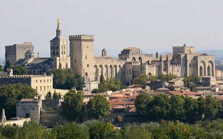 Aix-en-Provence, Avignon and Châteauneuf-du-Pape Tour