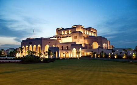 Muscat: Royal Opera House Visit