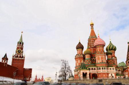 Red square and Kremlin Private Tour from Moscow