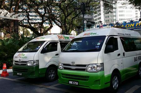 Kuala Lumpur Airport Transfer