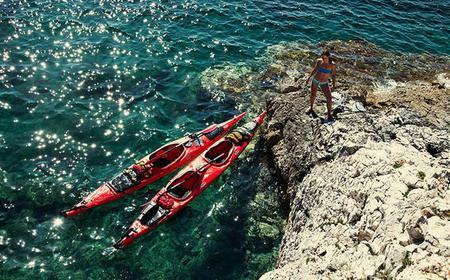 Kayak Tour of Zadar Archipelago: 3 Island Day Trip
