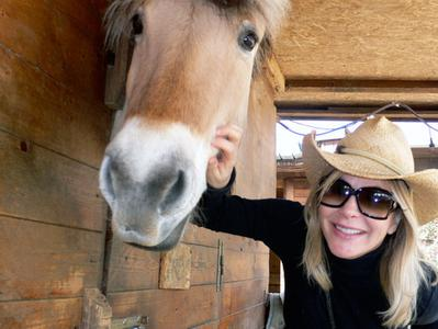 Horseback Riding and Vineyards in Tuscany for Small Groups