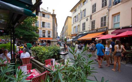 Aix-en-Provence - Half Day Tour