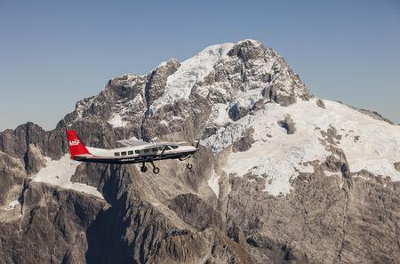 Milford Sound Sightseeing Cruise with Scenic Return Flights from Queenstown