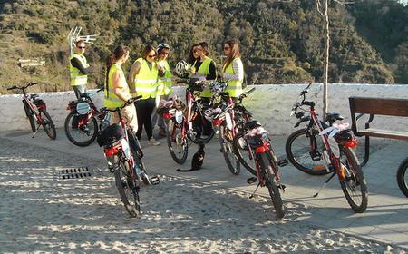 Granada: Electric Bike Rental for 4 or 8 Hours