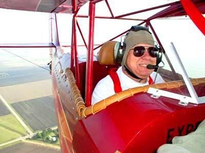 Bucharest: Vintage Biplane Flight over Dracula's Tomb