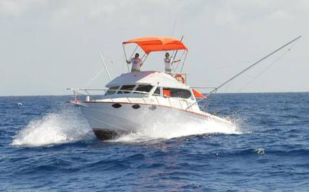 Mauritius: Deep Sea Fishing Charter from Grand Bay