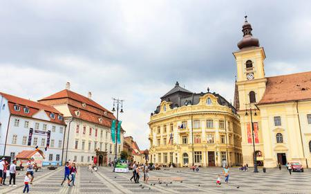 Private Day Trip to Sibiu from Bucharest