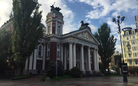 From Ruse: Shore Excursion Day Tour to Sofia