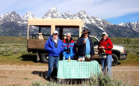 Grand Teton Wildlife Adventure Evening Tour