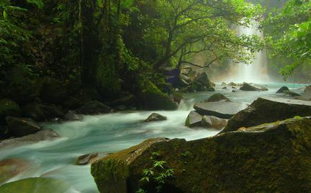 Tenorio River Full-Day White Water Rafting Adventure