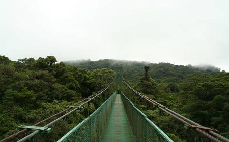 Monteverde Sky Walk Full-Day Tour