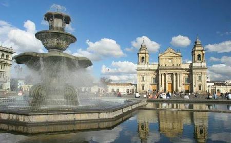 Half-Day Guatemala City Explorer Tour