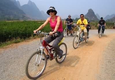 Private Bike Tour: Yangshuo Countryside