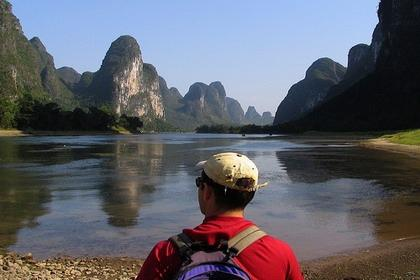 1 Day Yangshuo Countryside Hiking Private Tour