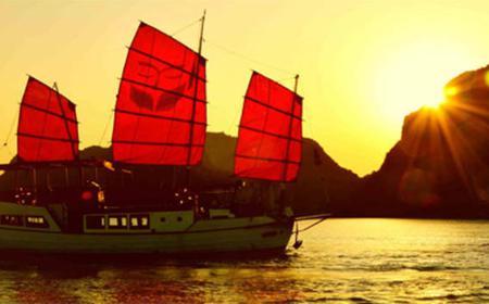 Gorgeous Ha Long Bay Sunset Cruise